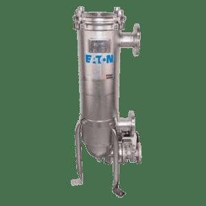 Ronningen-Petter серия MCF - механически очищающиеся промышленные фильтры