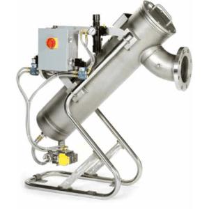Ronningen-Petter серия MCS-500 - механически очищающиеся промышленные фильтры