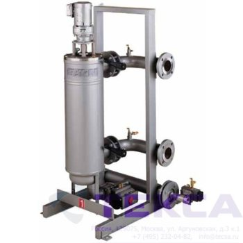 Самоочищающийся промышленный фильтр Ronningen-Petter DCF-2000