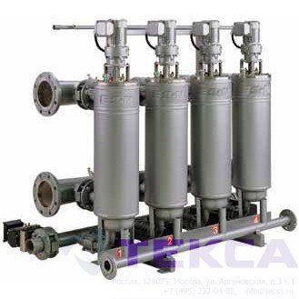Самоочищающиеся фильтры Ronningen-Petter DCF-2000 мульти