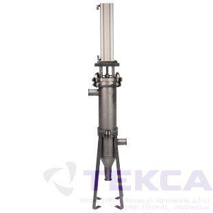 Самоочищающийся промышленный фильтр Ronningen-Petter DCF-400D