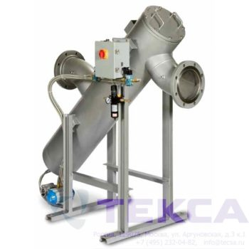 Самоочищающиеся промышленные фильтры Ronningen-Petter MCS-1500