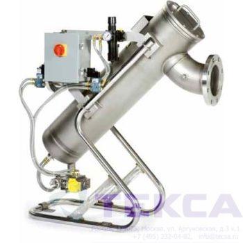 Самоочищающийся промышленный фильтр Ronningen-Petter MCS-500