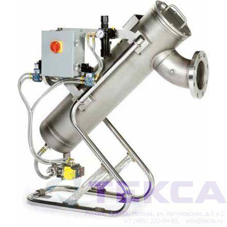 Самоочищающиеся промышленные фильтры Ronningen-Petter MCS-500