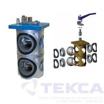 Трубопроводные сетчатые фильтры — стрейнеры DUPLEX 53BTX-SJ