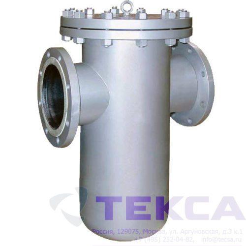 Трубопроводные сетчатые фильтры — стрейнеры SIMPLEX 90