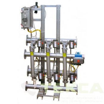 Фильтр с обратной промывкой серии AFC — модель 1100