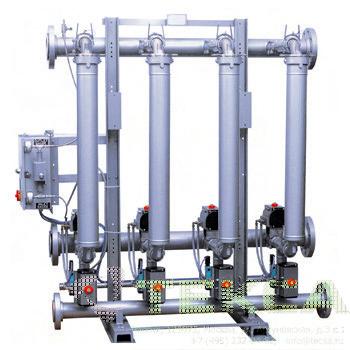 Фильтр с обратной промывкой серии AFC — модель 2200