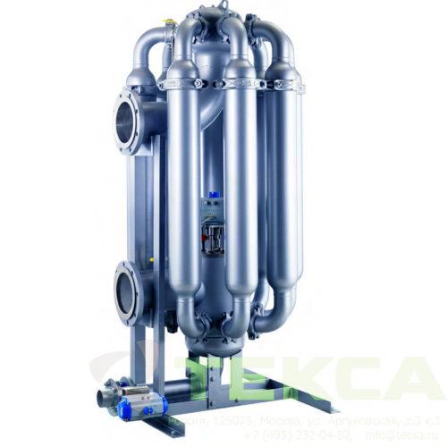 Фильтры с обратной промывкой серии AFR - модель 8 - 4