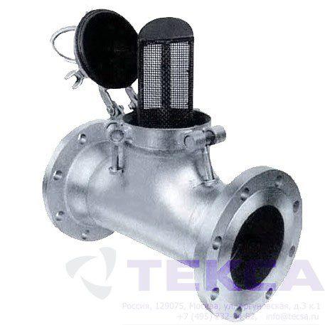 Трубопроводные фильтры-стрейнеры серии Simplex - модель 91