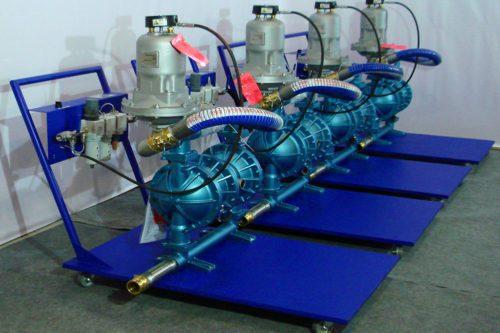Насосно-фильтровальная установка GBN-12