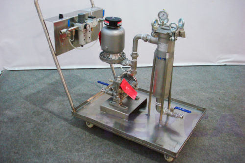Насосно-фильтровальная установка GBN 2