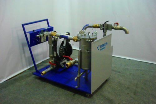 Насосно-фильтровальная установка MF-12