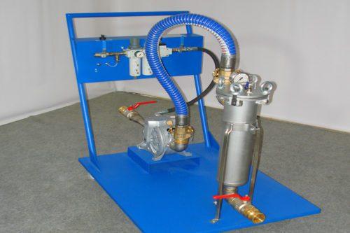Насосно-фильтровальная установка MF-2