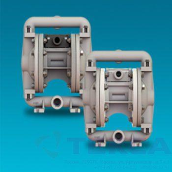 Промышленные насосы Versa-Matic E5 Metallic