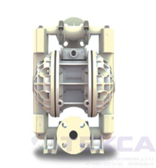 Промышленные насосы Versa-Matic E1 Non-Metallic (альтернативное подключение)