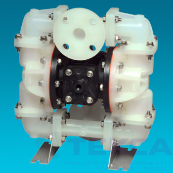 Промышленные насосы Sandpiper S10 Non-Metallic