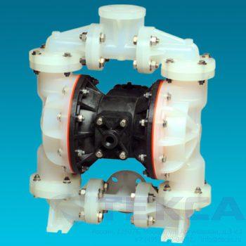Промышленные насосы Sandpiper S1F Non-Metallic