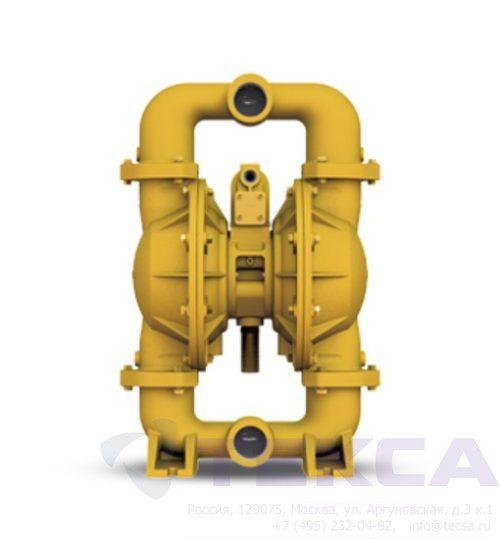 Алюминиевые промышленные насосы Versa-Matic E2 Metallic с болтовым соединением