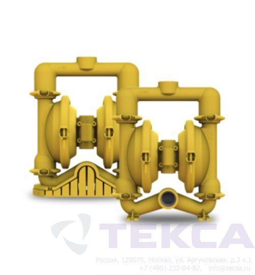 Промышленные насосы Versa-Matic V4 Metallic