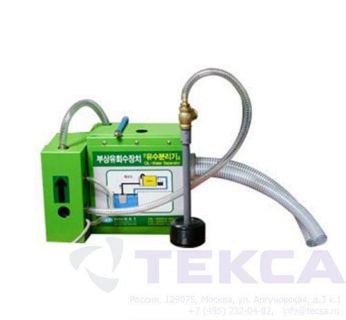Сепараторы для очистки промышленных масел HKS-60