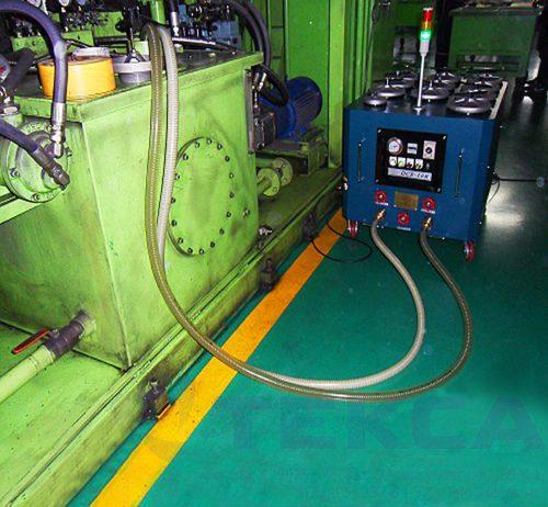 Очистители промышленных масел OCS-10R