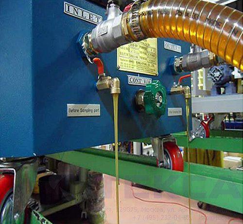 Очистители промышленных масел OCS-6R