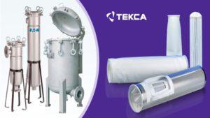 Мешочные фильтры для очистки жидкостей и их возможности. На примере фильтров Eaton