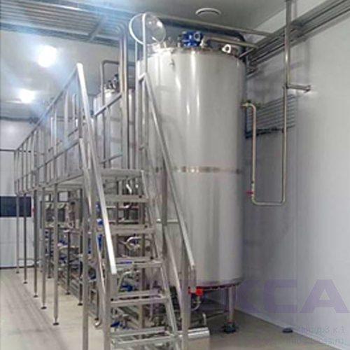 Резервуары для хранения пищевых жидкостей